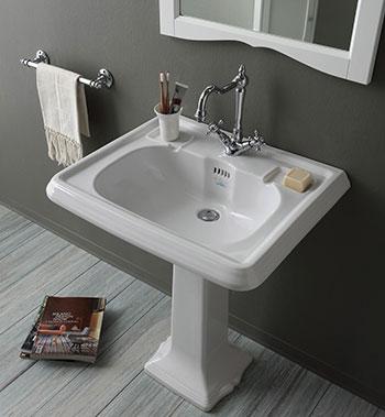 ARCADE lavabo a colonna