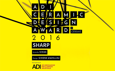 ADI CERAMICS DESIGN AWARD 2016