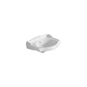 Wall hung wash-hand basin 37 AR 035