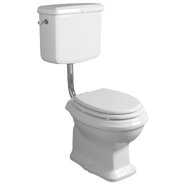 Back to wall WC and cistern with lid AR 801 / AR 811 + AR 812