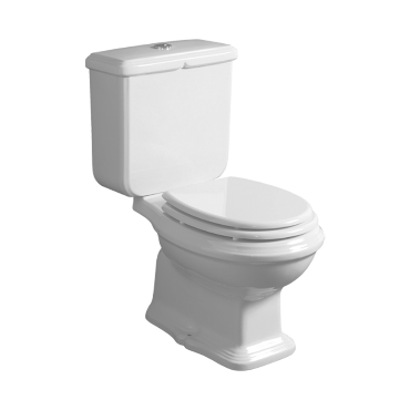 Floor mounted close coupled WC AR 821 / AR 831 + AR 822