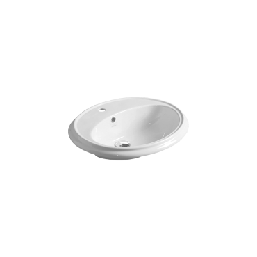 Fully inset Washbasin 61 AR 859