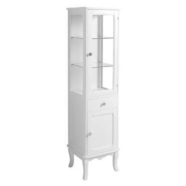 Cabinet with show case and drawer ARMV2