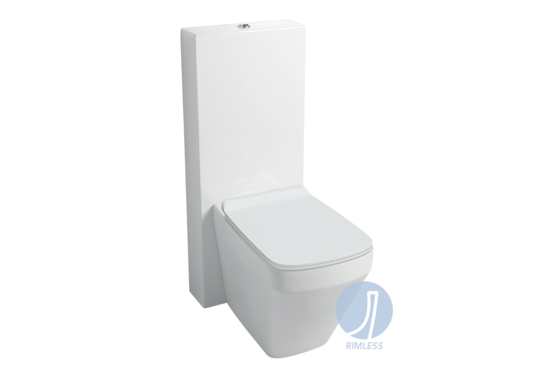WC monoblocco BB 01 + CT 09