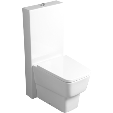 Close coupled cistern DE 01 + CT 09