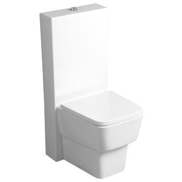 Close coupled cistern DE 21 + CT 09