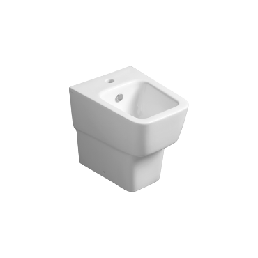 "Back to wall Bidet  ""XS"" DE 24"