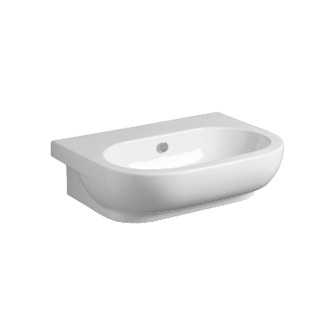 Washbasin 65 counter top or wall hung EL 10