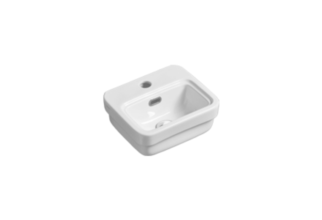Wall hung wash-hand basin 31 EVO 13