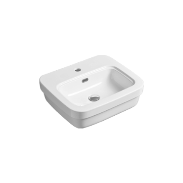 Wall hung Washbasin 53 EVO 15