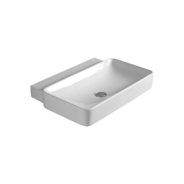 Wall hung Washbasin 69 FL 01