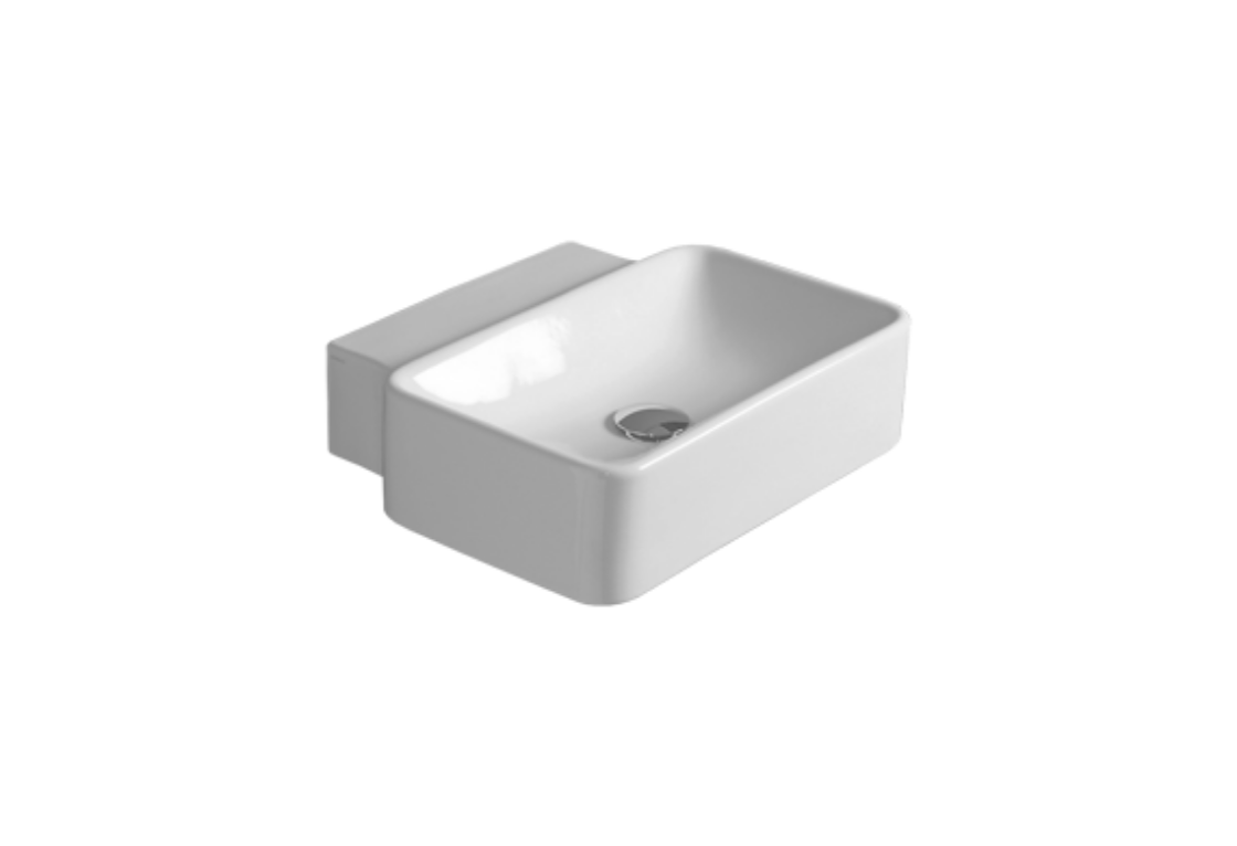 Wall hung Washbasin 49 FL 16