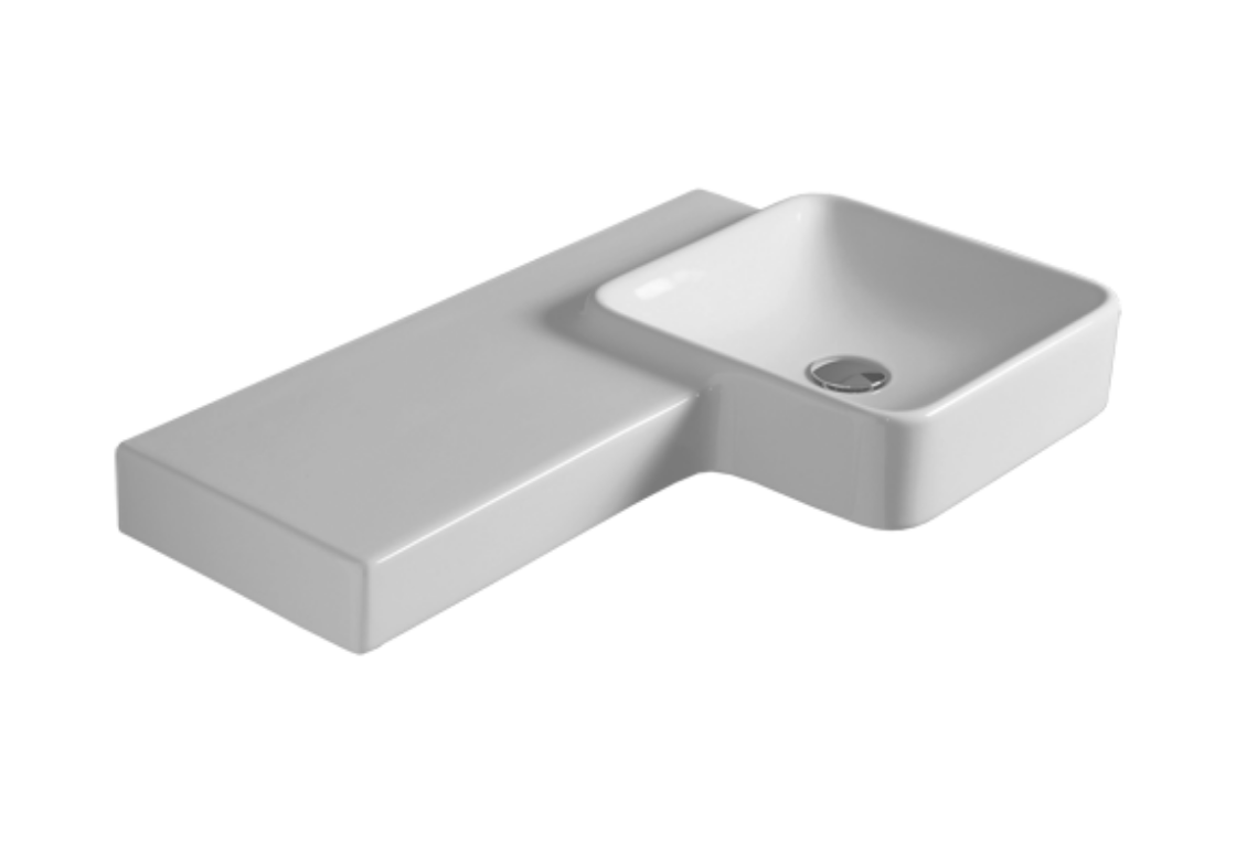 Wall hung Washbasin 82 FL 20