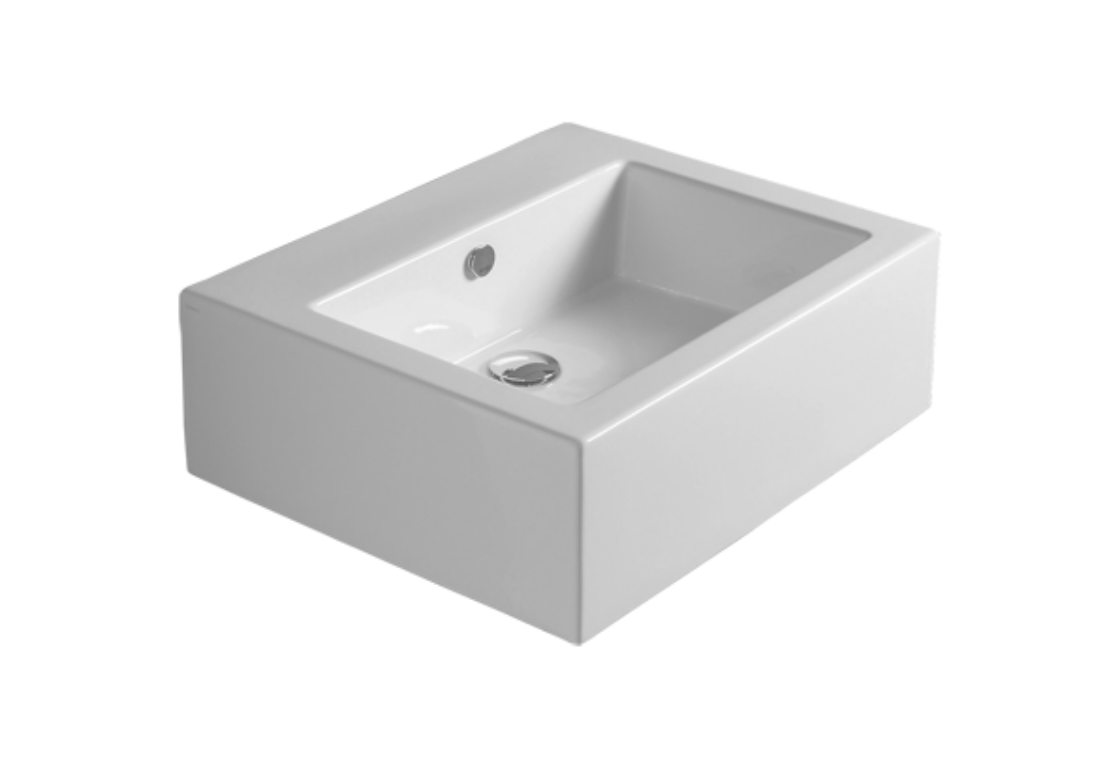 Counter top or wall hung Washbasin 60 FZ 10
