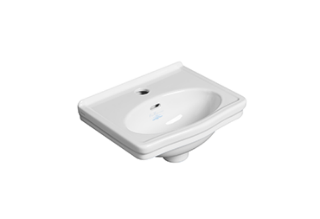 Wall hung wash-hand basin 38 LO 944