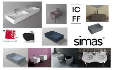 SIMAS at ICFF. The typical Italian appeal.