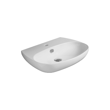 Counter top or wall hung Washbasin 60 - VI 10