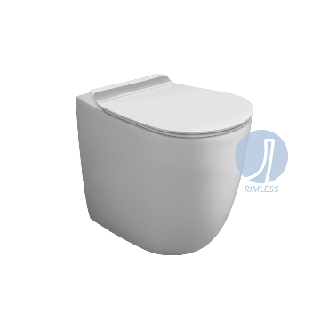 """Rimless"" Back to wall WC  VI 21"